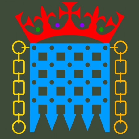 Multicolour portcullis